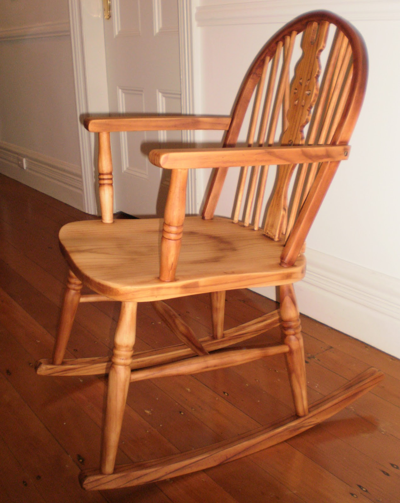 Rockin Chair The Girl In The Brick House Rockin 39 Rocking Chair